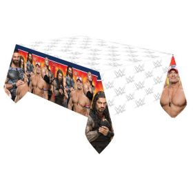 WWE Plastic Tablecover 1.37m x 2.6m