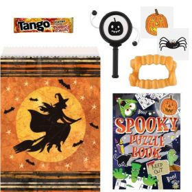 Halloween Pre Filled Party Bags
