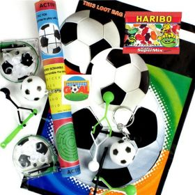 Championship Soccer Pre Filled Party Bags (no.2)