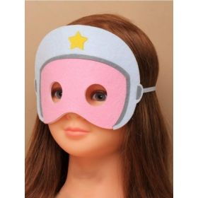Space Explorer/ Astronaut Felt Mask