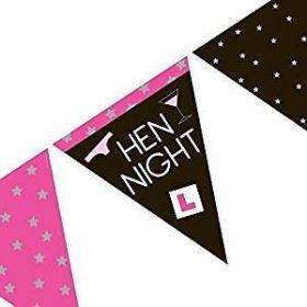 Hen Night Paper Bunting