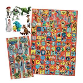 Toy Story 4 Mega Pack Stickers