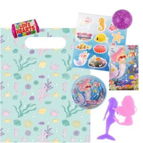 Mermaid Pre Filled Party Bags (no.3), One Supplied