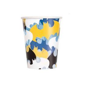 Batman Party Cups 270ml, pk8