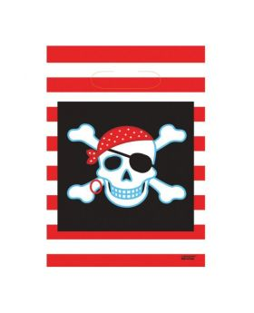 Pirate Party Bags, pk8
