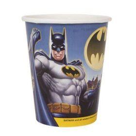Batman Cups pk8