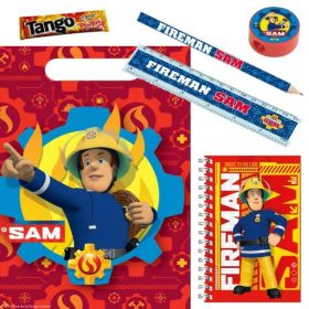 Fireman Pre Filled Party Bags (no.1), One Supplied