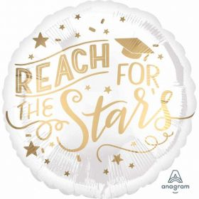 Reach for the Stars Standard HX Foil Balloons