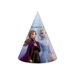 Disney Frozen 2 Hats, pk6
