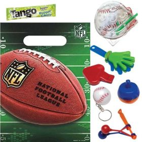 Sports Themed Pre Filled Party Bags