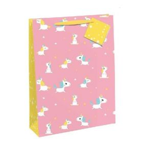 Unicorn Large Gift Bag