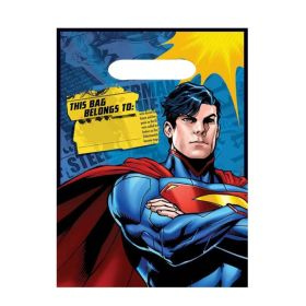 Superman Party Bags