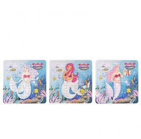 Mermaid Jigsaw Puzzle