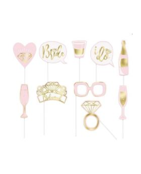 Bachelorette Party Photo Props, pk10