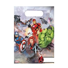 Mighty Avengers Party Bags, pk6