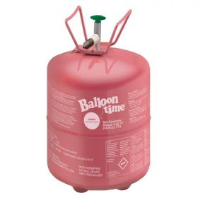 50 Balloon Helium Gas Canister