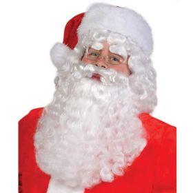 Santa Claus Wig & Beard Set