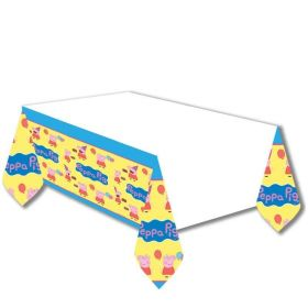 Peppa Pig Tablecover 1.8m x 1.2m