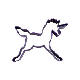 Unicorn Cookie Cutter 11.4 cms