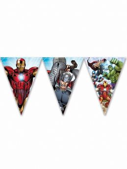Mighty Avengers Flag Banner 2.3m