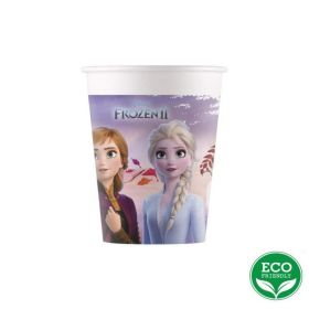 Frozen 2 Destiny Awaits Party Cups 200ml, pk8