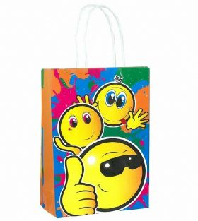 Smile Face Party Bags