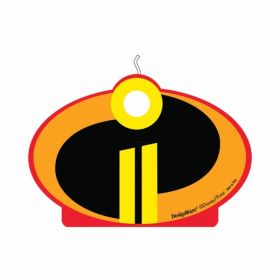 The Incredibles 2 Birthday Candle
