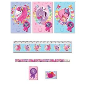 Ponies Stationery Set