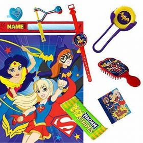 DC Super Hero Girls Pre Filled Party Bags