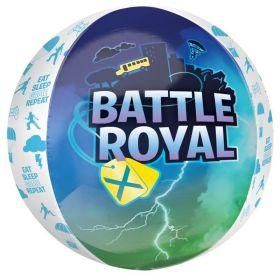"Battle Royal Orbz Foil Balloon 16"""