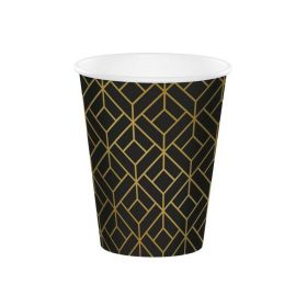 Roaring 20's Party Cups 354ml, pk6