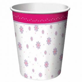 Tutu  Much Fun Paper Party Cups pk8