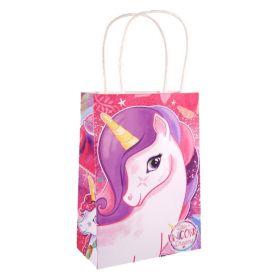 Unicorn Paper Party Bag