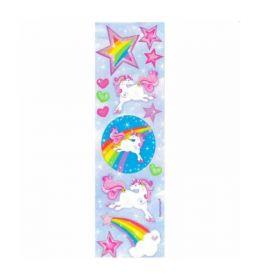 Unicorn Magic Sticker Strip