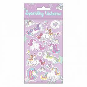 Unicorn Foil Stickers