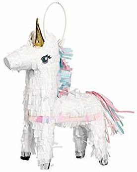 Magical Unicorn Mini Decorations
