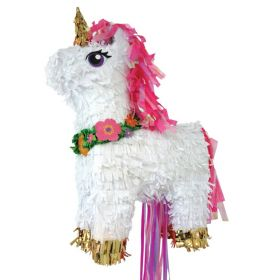 Magical Unicorn Deluxe Pull Pinata