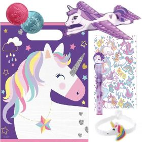Unicorn Pre Filled Party Bags (no.5), One Supplied