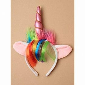 Unicorn Horn and Ears Aliceband