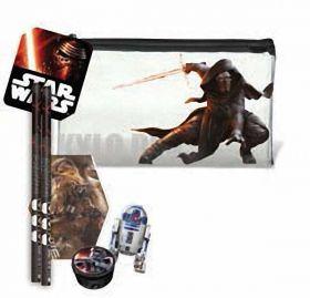 Star Wars Flat Pencil Case & Stationery
