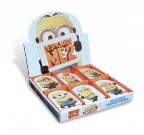 Minions Shaped Memo Pads
