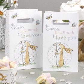 Guess How Much I Love You Paper Party Bags pk5