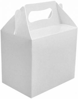 White Party Box