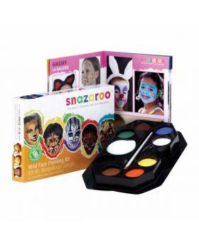 Snazaroo Wild Face Painting Kit