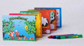 Woodland Bizzi Activity Pack