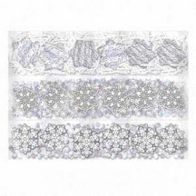 Snowflakes Triple Pack Confetti 34g