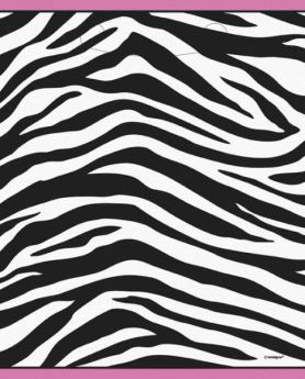 Zebra Passion Party Lootbags 8pk