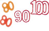 80th - 100th Birthday