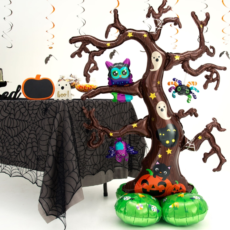 New Halloween Party Supplies