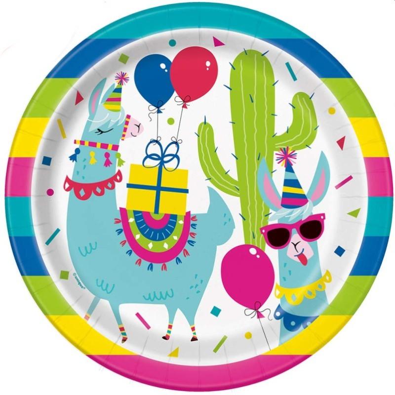 Llama Birthday